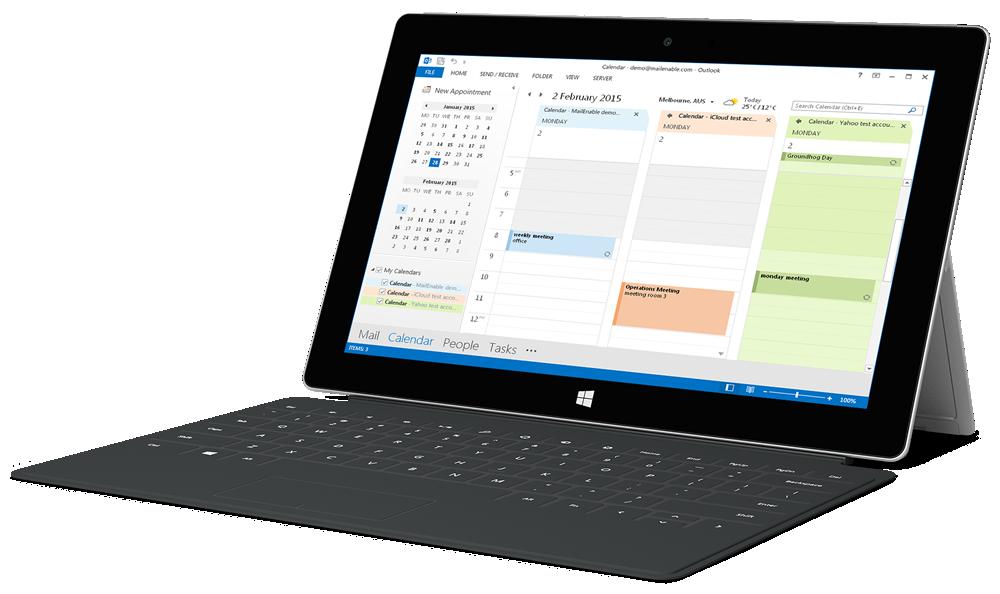 CardDAV & CalDAV Outlook Plugin | OpenProtocols Connector